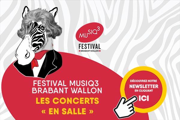 Festival Musiq3 Brabant wallon
